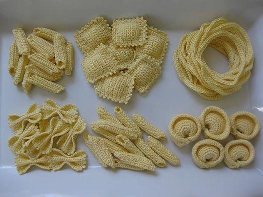 crochet noodles