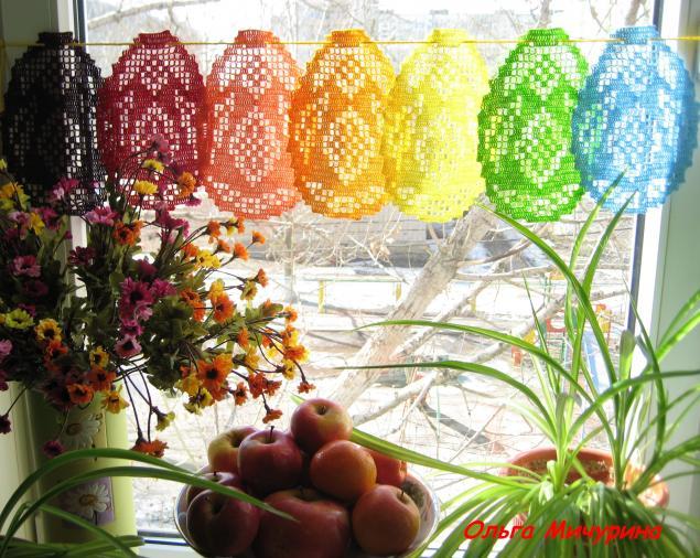 Пасхальные яйца «Желтки рулят»