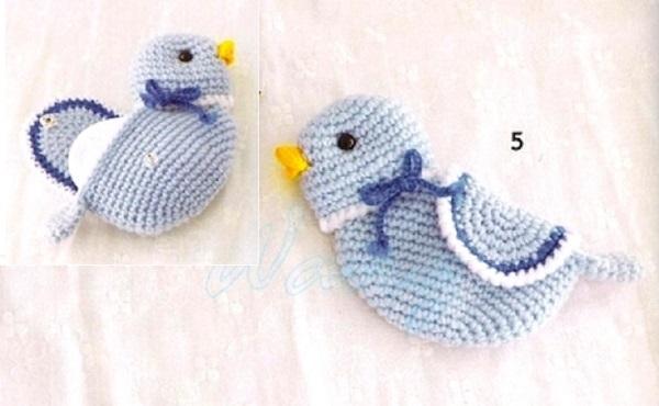 Crochet 🐦 Purse