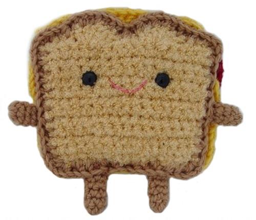 amigurumi-sandwich
