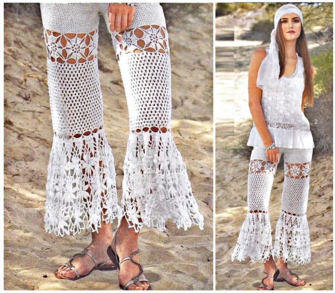 hippie white