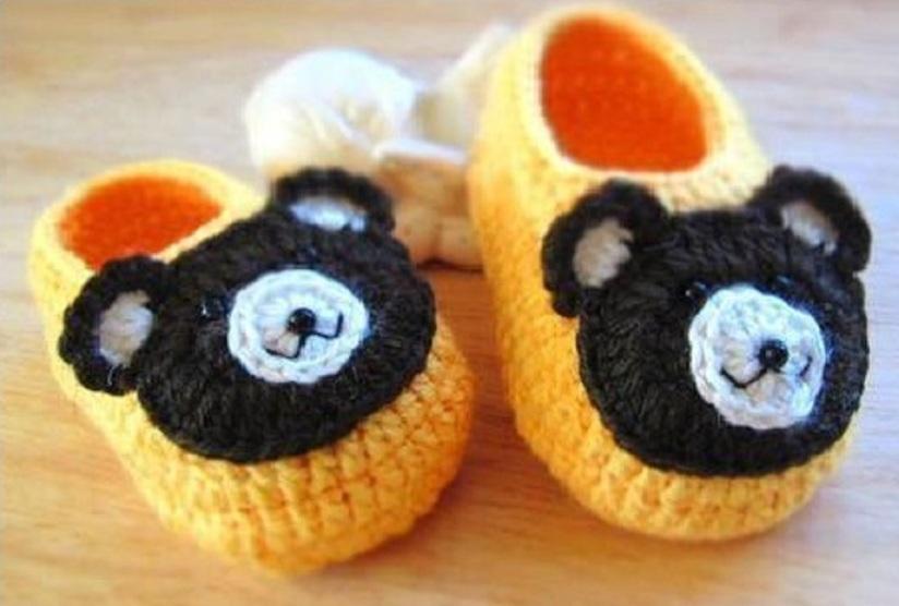 Teddy 🐻 Bear BabySlippers